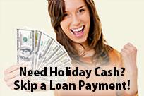 Skip a Loan Payment!