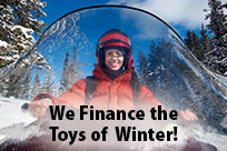We Finance the Toys of Winter