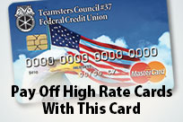 Pay Off High Rate Store & Credit Cards