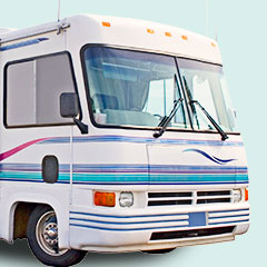 Special Rates on RVs & Boats!